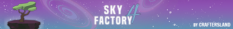 SkyFactory 4 by CraftersLand
