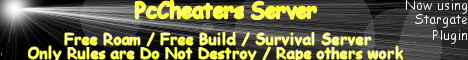PcCheaters Server (Free Build)